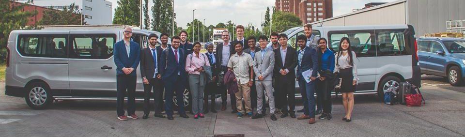 Siemens Study Tour