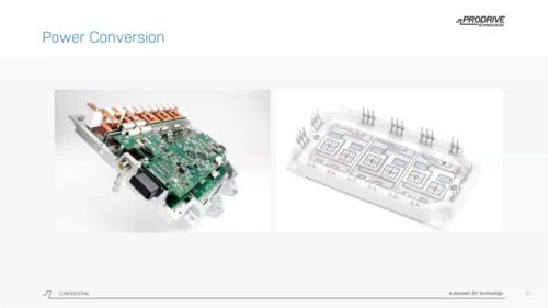 One of Prodrive's PCB design